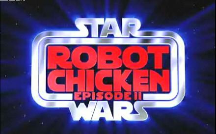 Робоцып: Звездные войны. Эпизод III