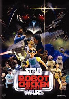 Робоцып: Звездные войны - Эпизод 2